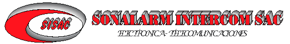 Sonalarm Intercom